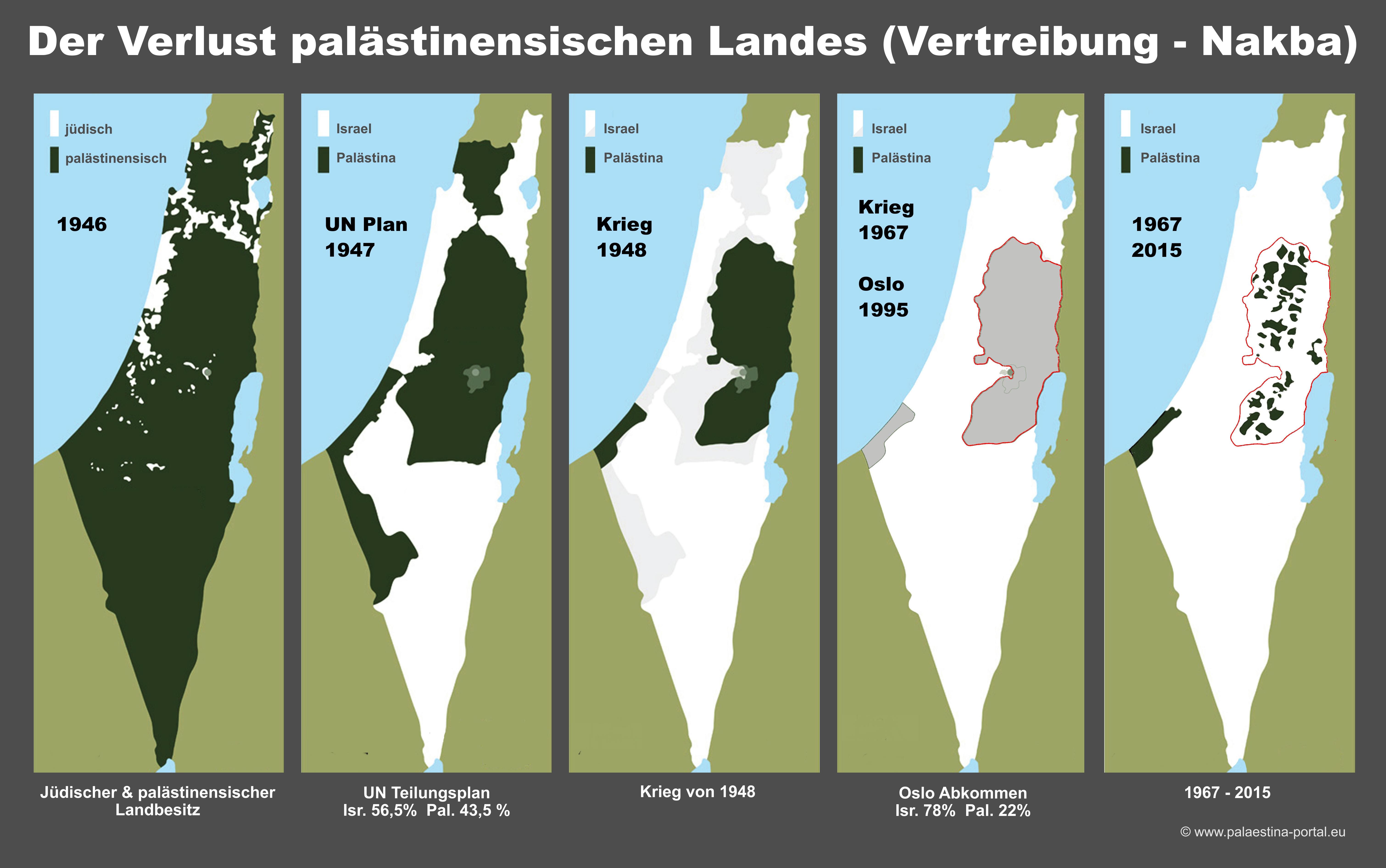Israel Karte.2016 05 01